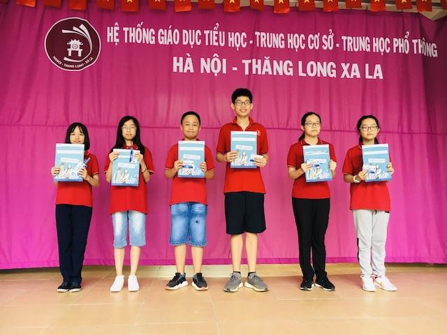 Cuộc thi vô địch TOEFL JUNIOR CHALLENGE 2019 - 2020