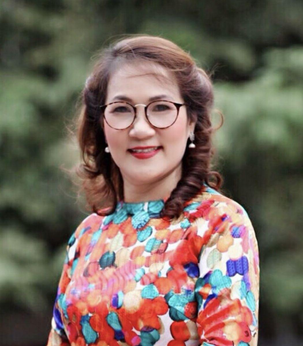 Cô Nguyễn Thị Minh Thu