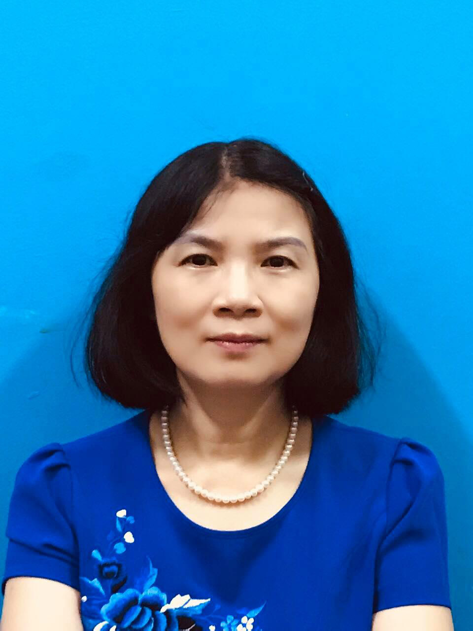Cô Hồ Tuyết Minh
