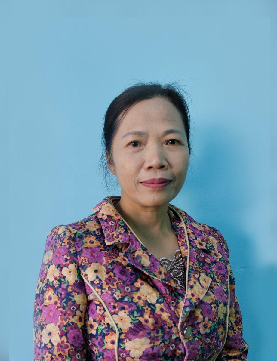 Cô Trần Thị Bạch Dương