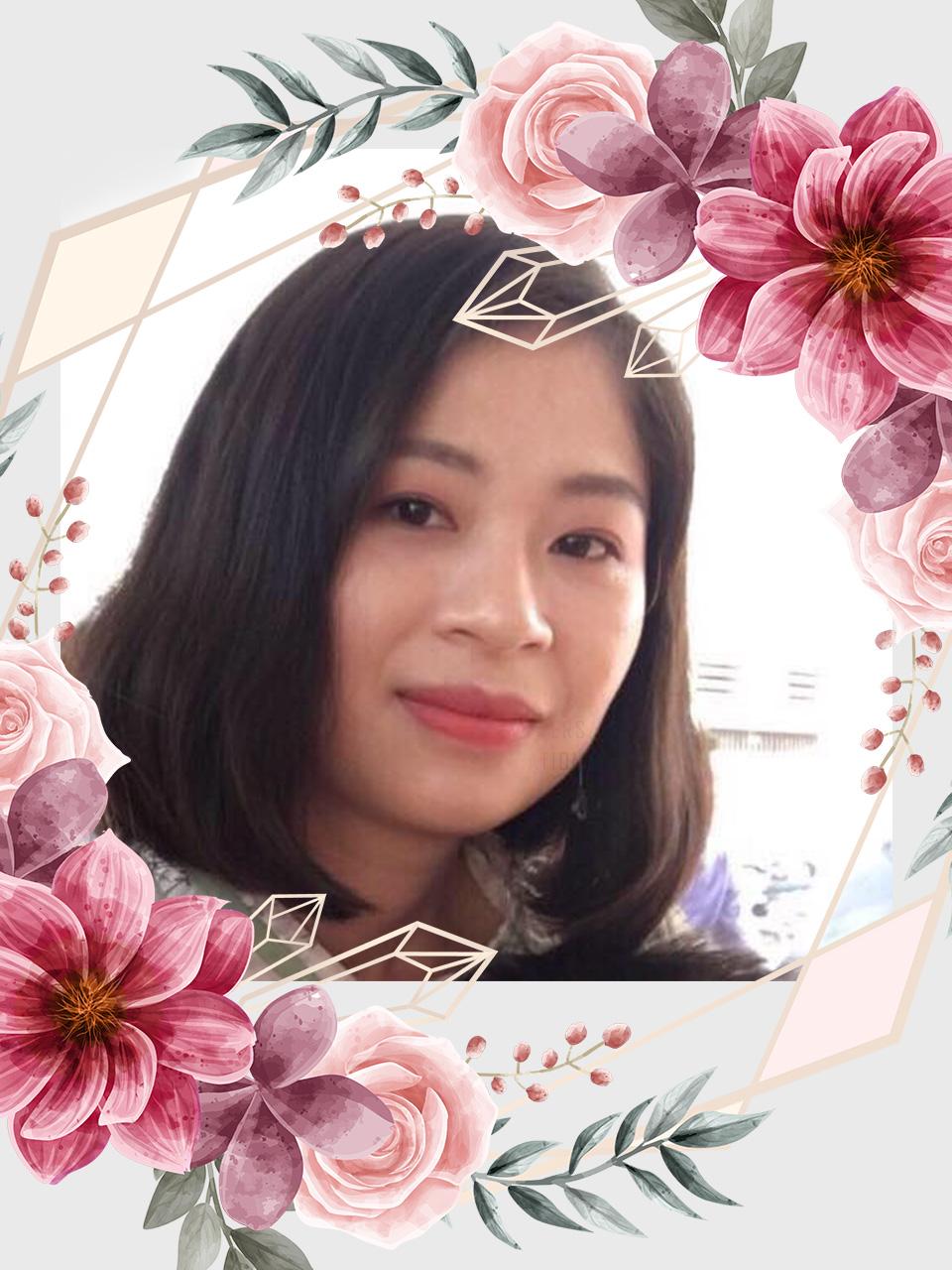Cô Trần Thị Anh Đào