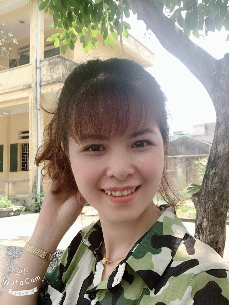 Cô Vũ Thị Thương
