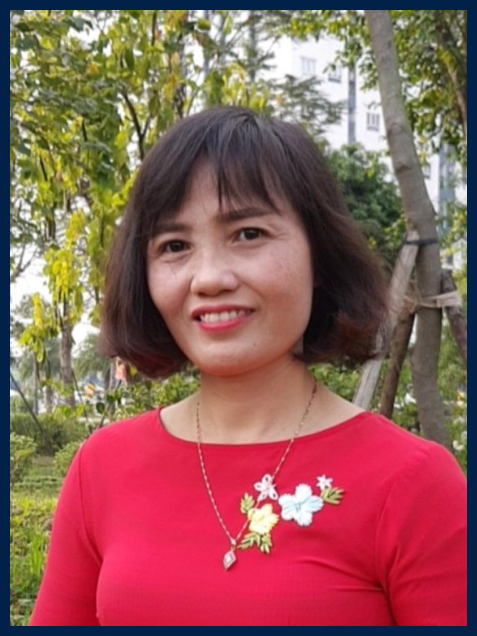 Cô Lưu Thị The