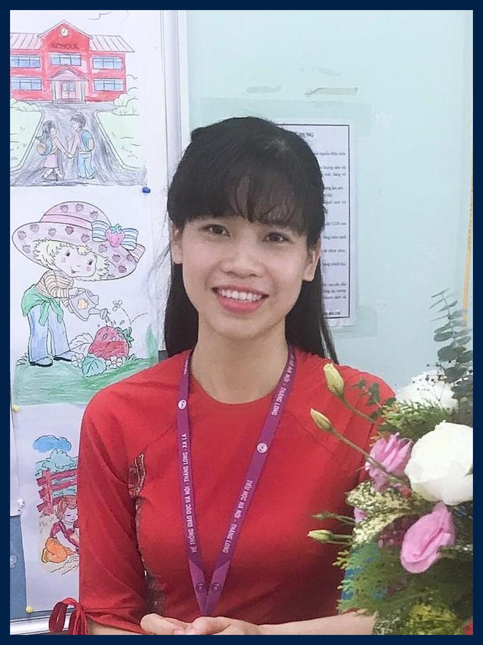 Cô Nguyễn Thị Thúy