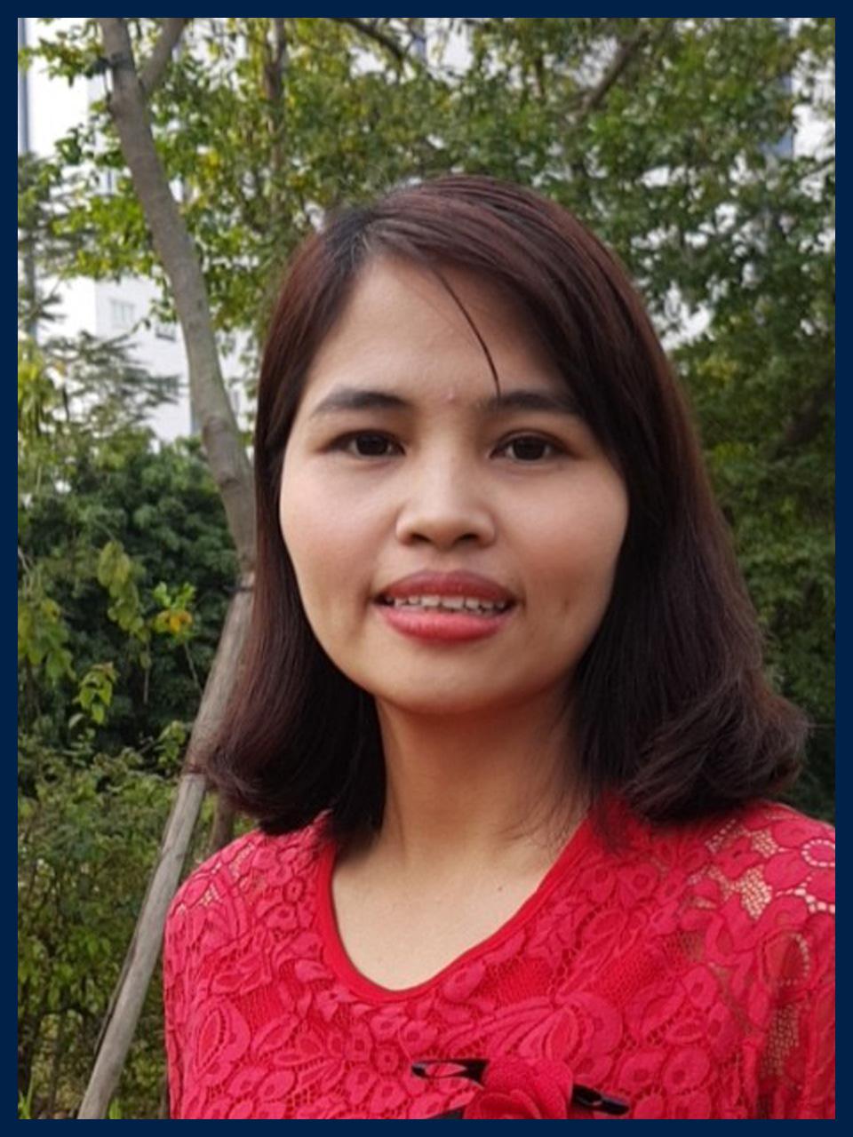 Cô Trần Thị Cúc