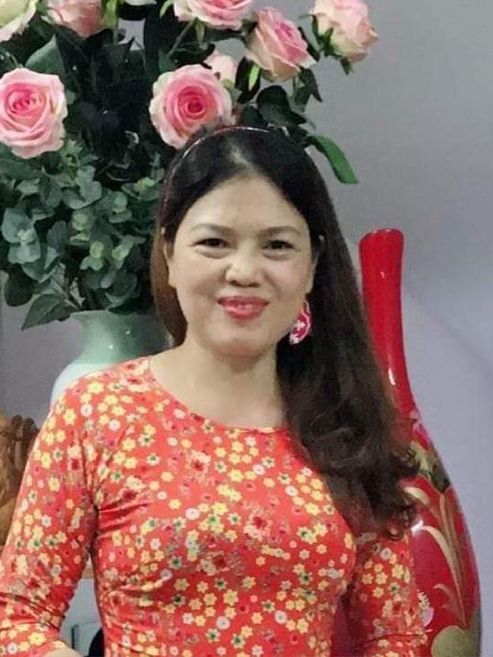 Cô Phạm Thị Chuyền
