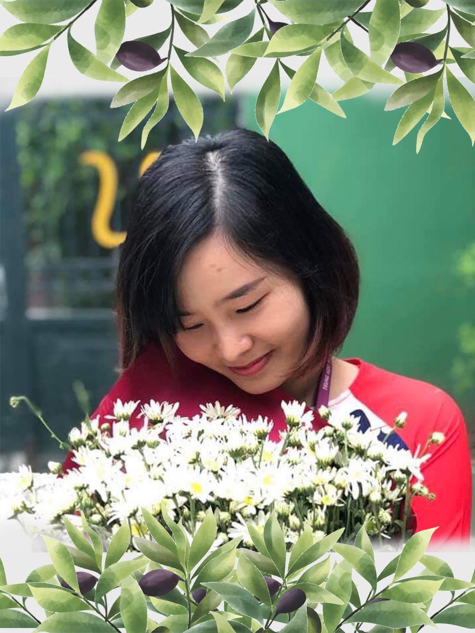 Cô Hoàng Thị Phương