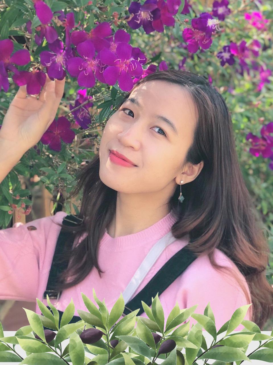 Cô Hà Kiều Anh