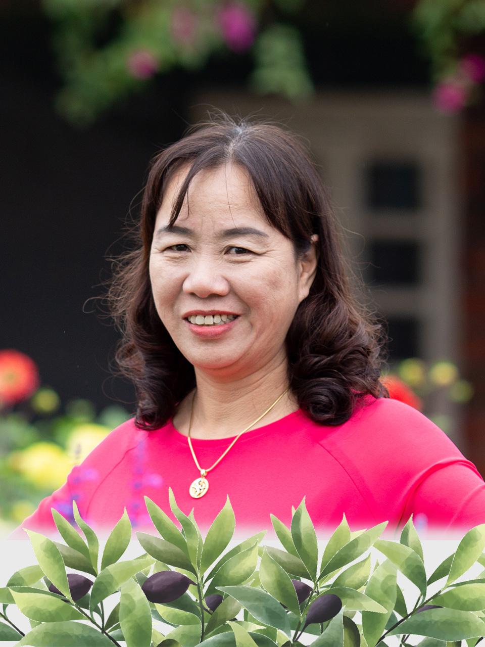 Cô Vũ Thị Minh Ánh