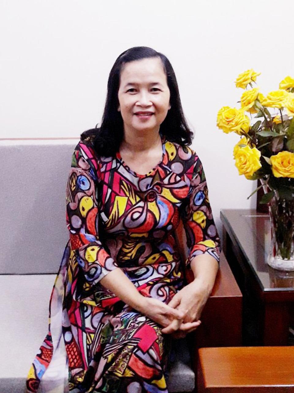 Cô Hoàng Thị Hải Yến