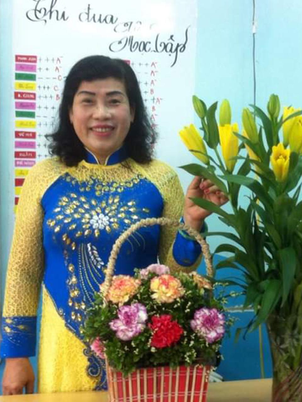 Cô Nguyễn Ngọc Anh