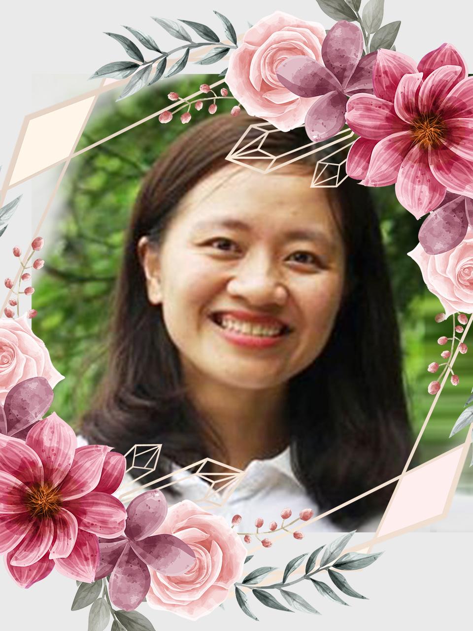 Cô Hoàng Thị Thanh