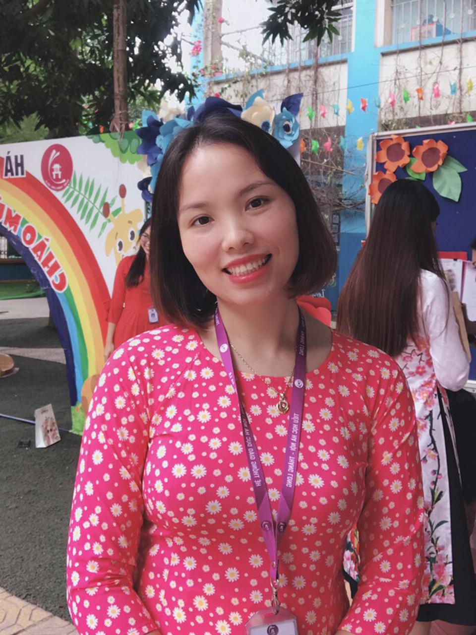 Cô Lương Mai Hiên