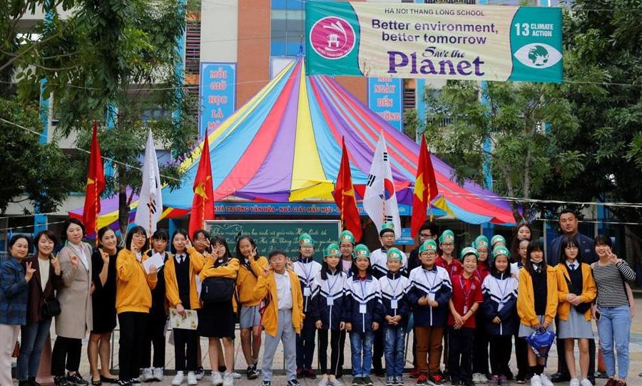 2019 Giao lưu văn hóa Việt Nam - Hàn Quốc