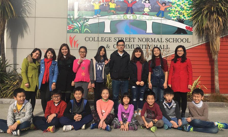 Hoạt động quốc tế và đối ngoại của trường Hà Nội Thăng Long